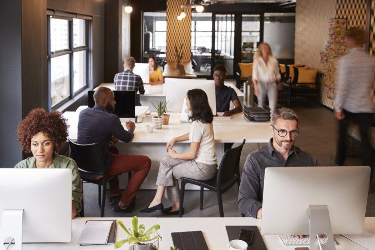 Digital workspace intranet sur mesure agence de communication web